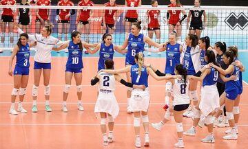 Οι κληρώσεις των Ευρωπαϊκών πρωταθλημάτων βόλεϊ ανδρών-γυναικών