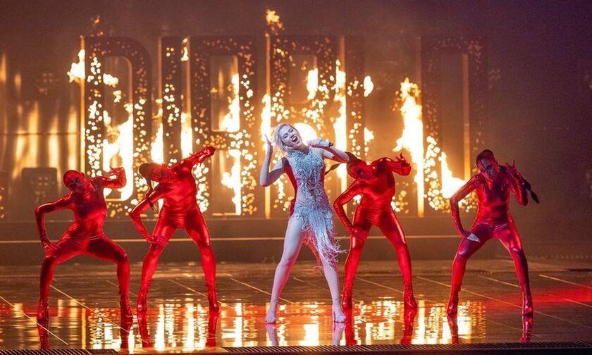 Eurovision 2021: Η Έλενα Τσαγκρινού εντυπωσίασε με το «El Diablo»! (vids)