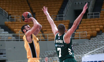 Basket League: Πρώτος ημιτελικός για Παναθηναϊκό και ΑΕΚ