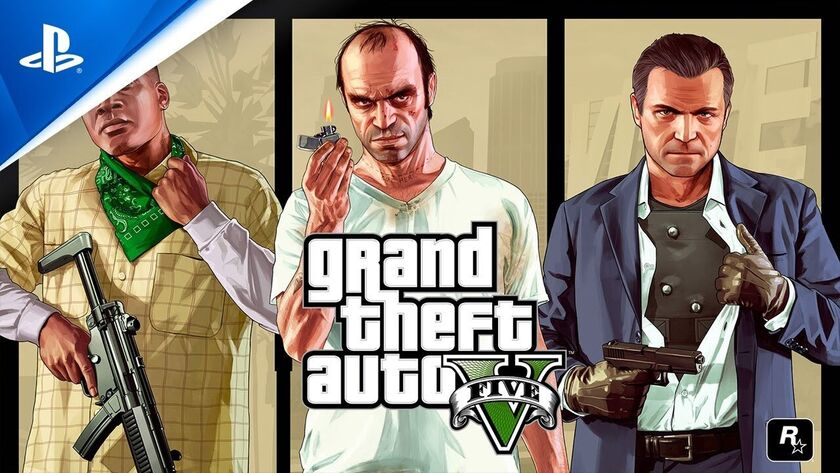Grand Theft Auto V: Έρχεται τον Νοέμβριο σε PS5 και Xbox Series X | S