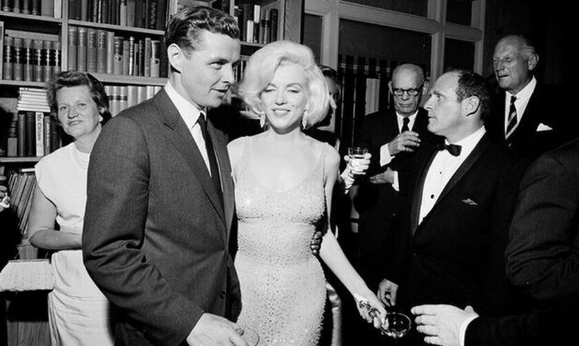 Ποιος είχε την ιδέα για το «Ηappy birthday» της Μονρόε στον Κένεντι - Πόσο πουλήθηκε το φόρεμα!