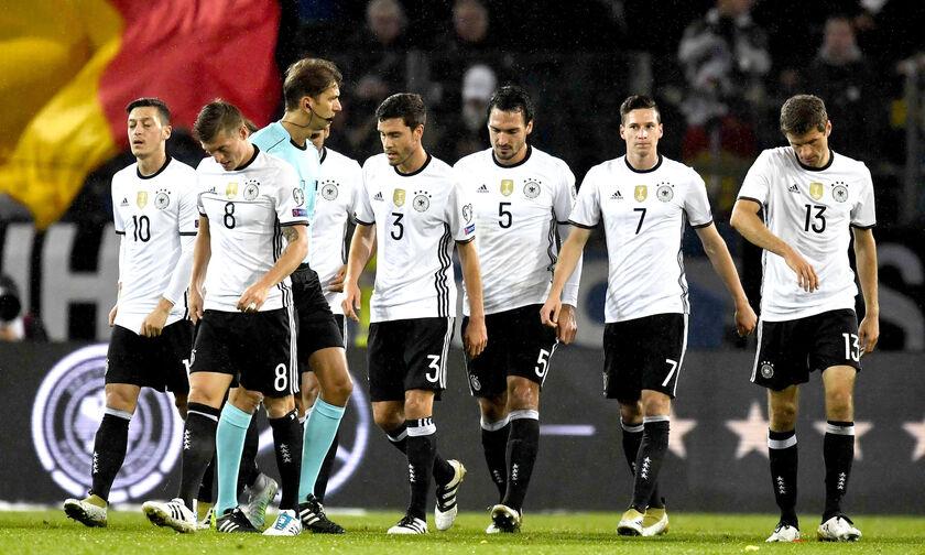 Euro 2020: Με Μίλερ και Χούμελς η αποστολή της εθνικής Γερμανίας