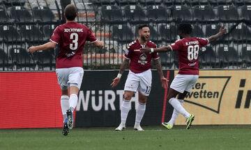 ΠΑΣ Γιάννινα - Απόλλων Σμύρνης: Το γκολ του Φερνάντεθ για το 0-1 (vid)