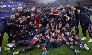 Coupe de France: Έκανε τα πάντα ο Εμπαπέ, Κυπελλούχος η Παρί Σεν Ζερμέν! (vids)