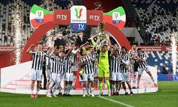 Coppa Italia: Κυπελλούχος Ιταλίας η Γιουβέντους για 14η φορά νίκησε 2-1 την Αταλάντα (vids)!