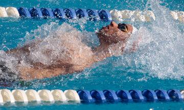 Ευρωπαϊκό Πρωτάθλημα Υγρού Στίβου: Ο Χρήστου κατέκτησε το χάλκινο μετάλλιο στα 100μ. ύπτιο (vid)