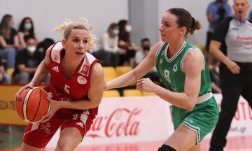 Α1 μπάσκετ γυναικών: Οι διαιτητές του δεύτερου τελικού Παναθηναϊκός - Ολυμπιακός