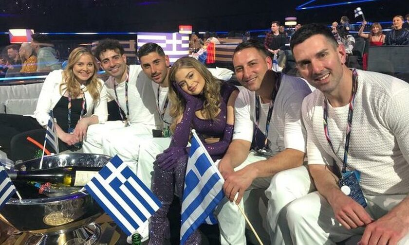 Eurovision 2021: Μπράβο Stefania! Η Ελλάδα πήρε την πρόκριση για τον τελικό του Σαββάτου! (vids)