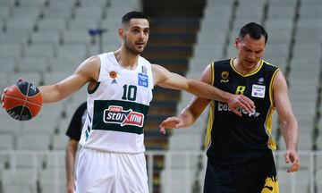 Basket League: ΑΕΚ - Παναθηναϊκός στον δεύτερο ημιτελικό