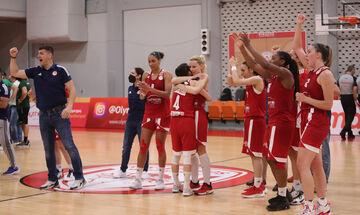 Ολυμπιακός: Έτοιμος για τον δεύτερο τελικό - Παντελάκης: «Να δείξουμε το ίδιο πάθος»