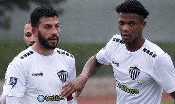 Football League: Η Καλαμάτα νίκησε την Ρόδο (highlights)