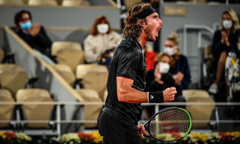 Τσιτσιπάς-Μουσέτι 2-1: Στον τελικό του Lyon Open με ανατροπή (highlights)