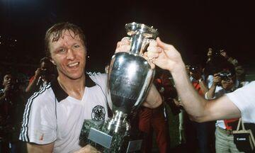 Euro 1980: Γερμανικός θρίαμβος στην Ιταλία!
