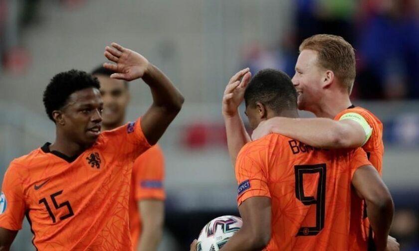 Euro 2020: Η Ολλανδία ξεκινάει μίνι προετοιμασία