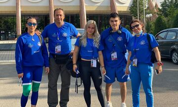 Άρση Βαρών: Στη μάχη του Παγκοσμίου Πρωταθλήματος οι Έλληνες πρωταθλητές