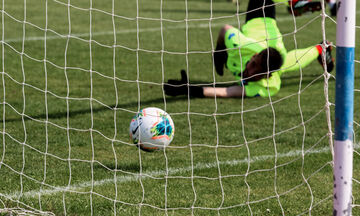 Super League 2: Επικυρώθηκε η βαθμολογία μέχρι την 9η θέση