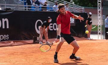 Νόρι - Τσιτσιπάς 0-2: Στέφθηκε νικητής του Lyon Open ο Στέφανος (highlights)