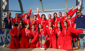 Βουλιαγμένη - Ολυμπιακός 8-11: Κύπελλο στον Λαιμό και τώρα τρεμπλ! (highlights)