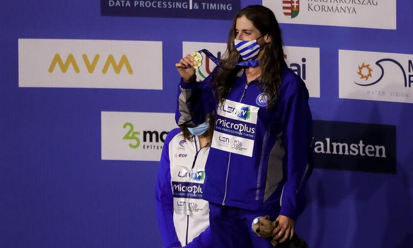 Ευρωπαϊκό Πρωτάθλημα Υγρού Στίβου: Επιστρέφει τα ξημερώματα η Ελληνική αποστολή