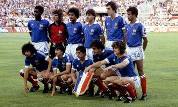 Euro 1984: Πλατινί και Χιντάλγκο στον δρόμο για τη δόξα