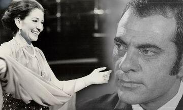 Η Μαρία Κάλας για Καζαντζίδη: «Στην πατρίδα μου υπάρχει ένας τραγουδιστής...»