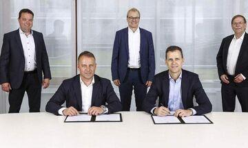 Επίσημο: Ο Φλικ νέος προπονητής της Εθνικής Γερμανίας μετά το Euro