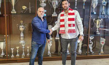 Φιλίποβιτς: «Στόχος μου του Champions League»