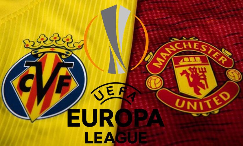Τελικός Europa League: «Κίτρινο υποβρύχιο» ή «κόκκινοι διάβολοι»;