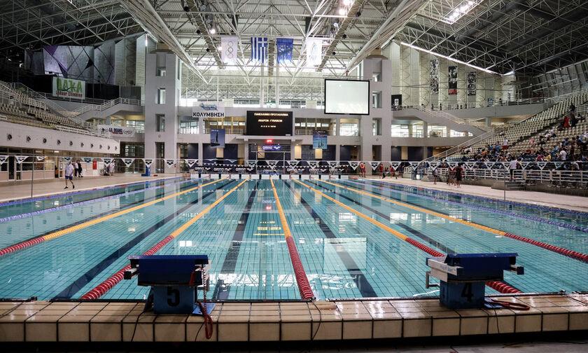 Κολύμβηση: Στο ΟΑΚΑ το μίτινγκ «Ακρόπολις»