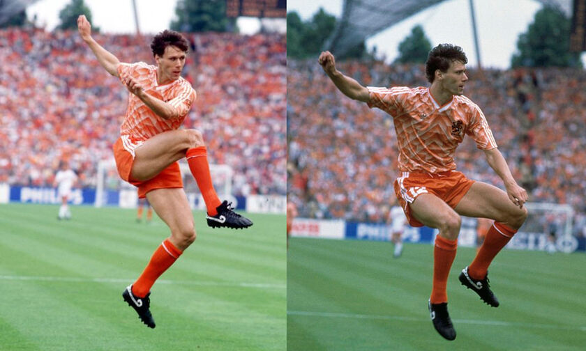 Euro 1988: Το ποίημα του Φαν Μπάστεν