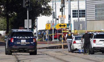 ΗΠΑ: Ένοπλη επίθεση με οκτώ νεκρούς στο Σαν Χοσέ - Αυτοκτόνησε ο δράστης