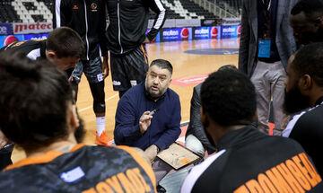 Γιατράς: «Δεν παίξαμε σαν ομάδα - Τελικός των τελικών στο Λαύριο»