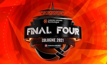 EuroLeague Final Four: Τζάμπολ στην Κολωνία με τα ημιτελικά
