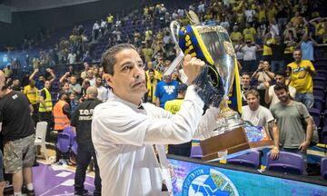 Μακάμπι Ρισόν - Μακάμπι Τελ Αβίβ 69-86: Πρώτο Κύπελλο Ισραήλ για Σφαιρόπουλο!