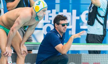 Πόλο: Τέλος ο Έλβις Φάτοβιτς από την Αυστραλία μετά τους Ολυμπιακούς Αγώνες