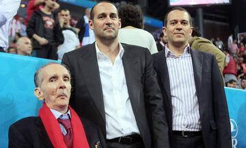 Final Four: Η Euroleague τίμησε τη μνήμη του Κωνσταντίνου Αγγελόπουλου (vid)