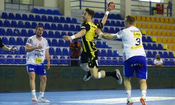ΑΕΚ - Ίσταντς 30-26: Μια ανάσα από την κατάκτηση του EHF European Cup