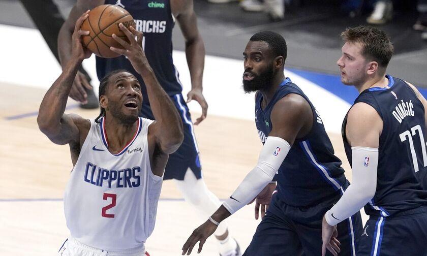 NBA Playoffs: 2-1 οι Χοκς, «μάγος» Τέιτουμ πάτησε τους Νετς, ζωντανοί οι Κλίπερς (vids)