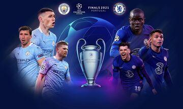 Champions League: Ώρα στέψης για Μάντσεστερ Σίτι ή Τσέλσι