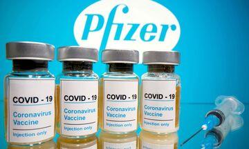 ΕΜΑ: «Το εμβόλιο της Pfizer είναι ασφαλές για τις ηλικίες 12-15 ετών»
