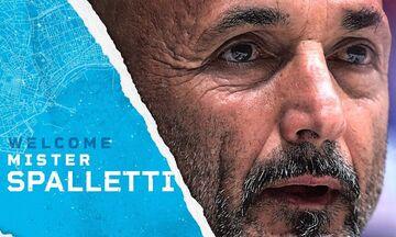 Επίσημο: Στη Νάπολι ο Σπαλέτι (pic)