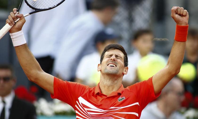 Serbian Open: Κατέκτησε τον 83ο τίτλο της καριέρας του ο Τζόκοβιτς