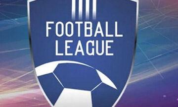 Football League: Καθάρισε στο ντέρμπι η Βέροια (βαθμολογία)