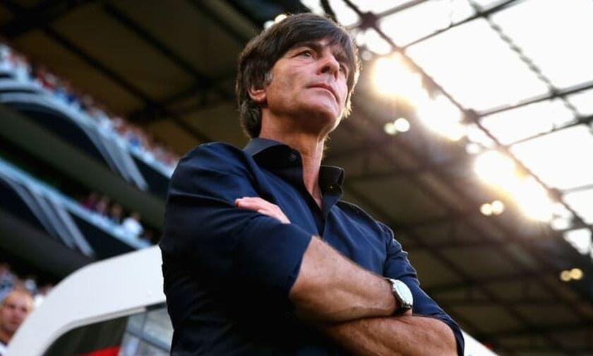 Γιοακίμ Λεβ: «Δεν πρόκειται να αναλάβω κάποια ομάδα μετά το Euro»