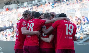 Χόλσταϊν Κίελ - Κολωνία 1-5: «Πεντάρα» και... Bundesliga! (highlights)