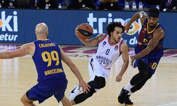 EuroLeague: Μπαρτσελόνα και Αναντολού Εφές για το τρόπαιο