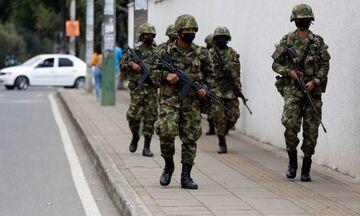 Κολομβία: Ο στρατός αναπτύσσεται στην πόλη Κάλι