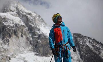 Ένας τυφλός ορειβάτης στο Έβερεστ: «Δεν έχει σημασία αν δεν έχεις πόδια ή χέρια...»