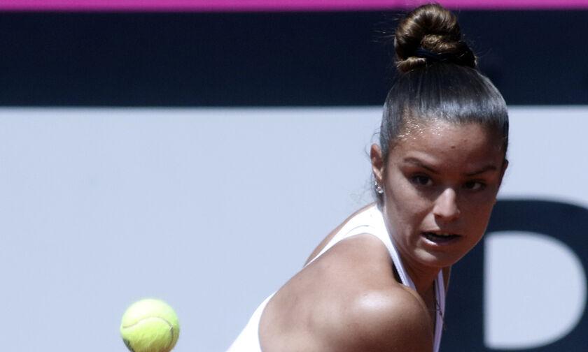 Roland Garros: Κάνει πρεμιέρα την Τρίτη (1/6) η Σάκκαρη
