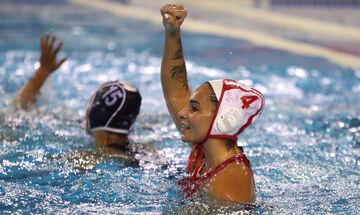 Ολυμπιακός - Βουλιαγμένη 7-4: Ιστορικό τρεμπλ από τις γυναίκες του Θρύλου
